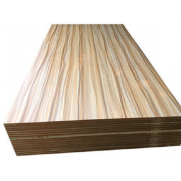 Wooden color Melamine MDF-17MM