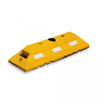 Yellow Lane Separator Base Only