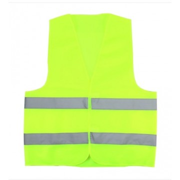 Fluorescent Vest Safety Cloth